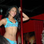 Candid GoGo Dancer