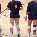 hot college volleyball girls