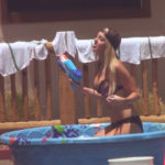 Twin Peaks Bikini Carwash Ass